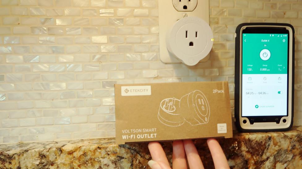 Smart Plugs - Etekcity Outlets