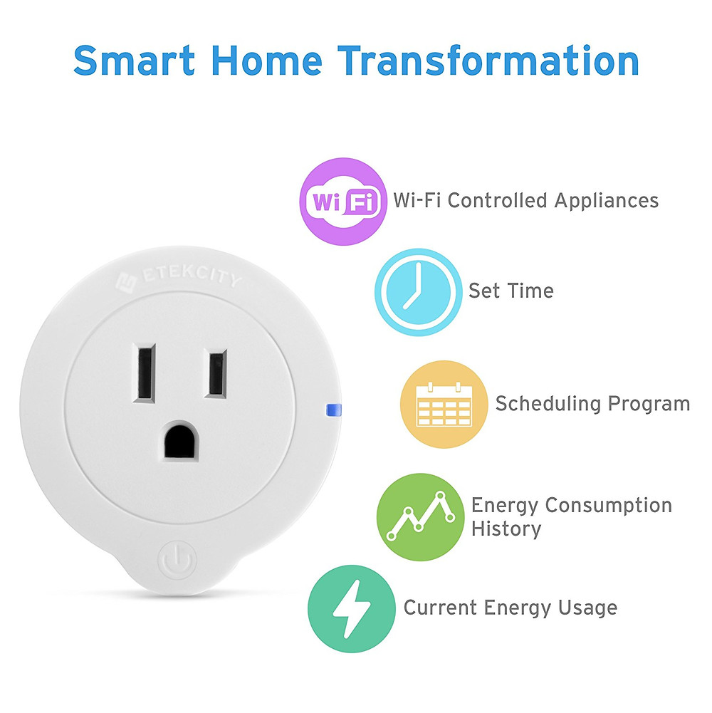 Levoit Voltson Etekcity smart home