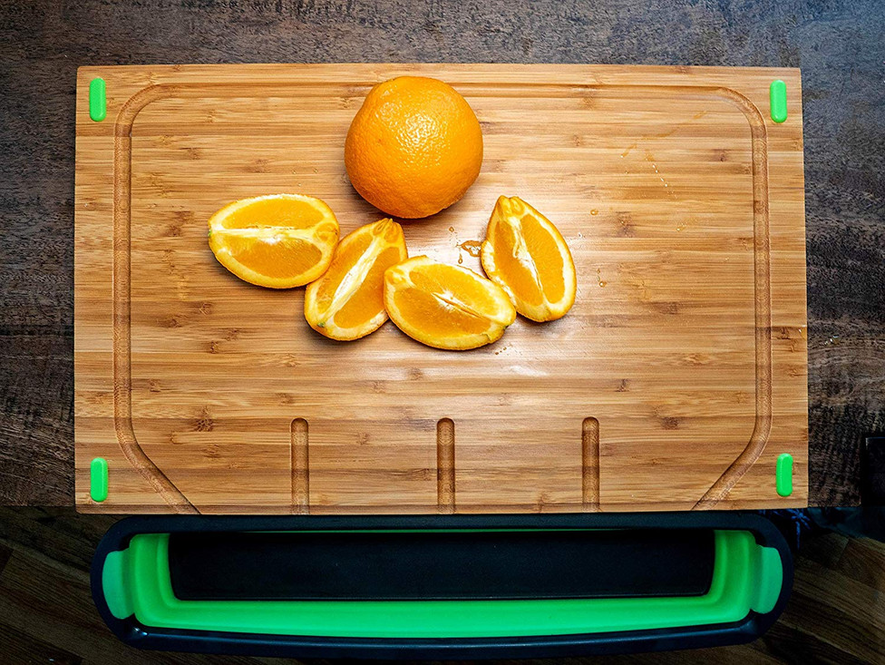 Cup Board Pro Cutting Board - Shark Tank Product