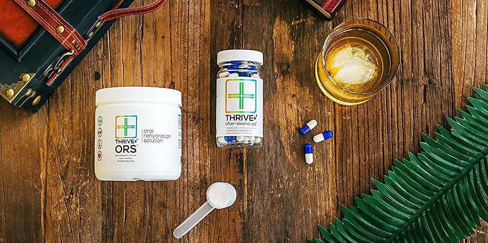 thrive plus + anti-alcohol aid shark tank