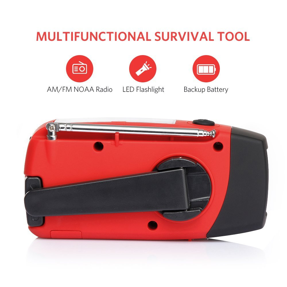 Survivial Tool MECO Flashlight