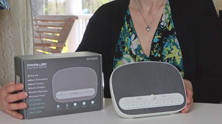 Proaller Sleep Sound Machine Review