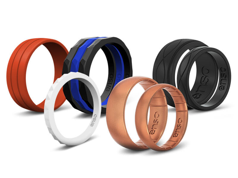Enso Rings - Shark Tank Product