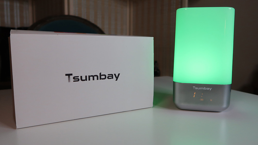 Tsumbay wake up light color green