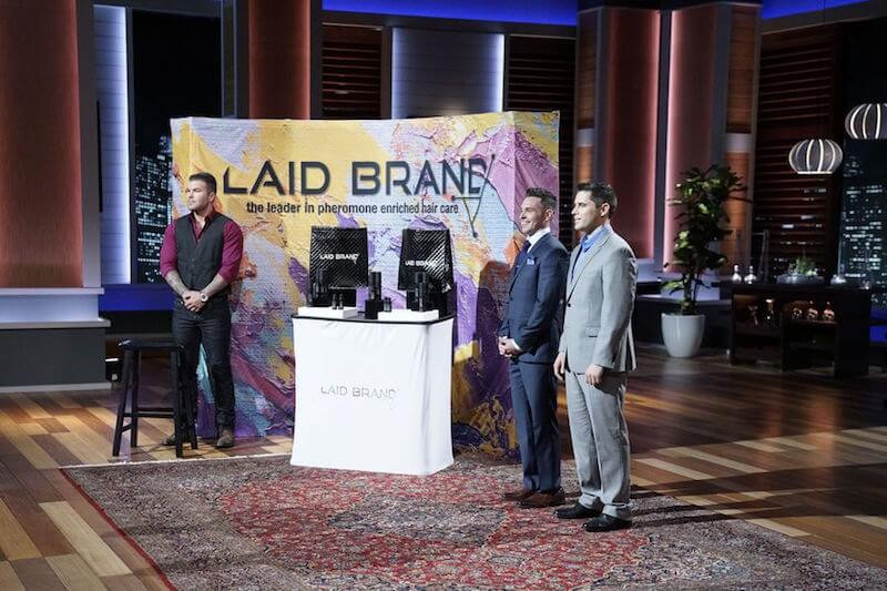 Laid brand hair care shark tank