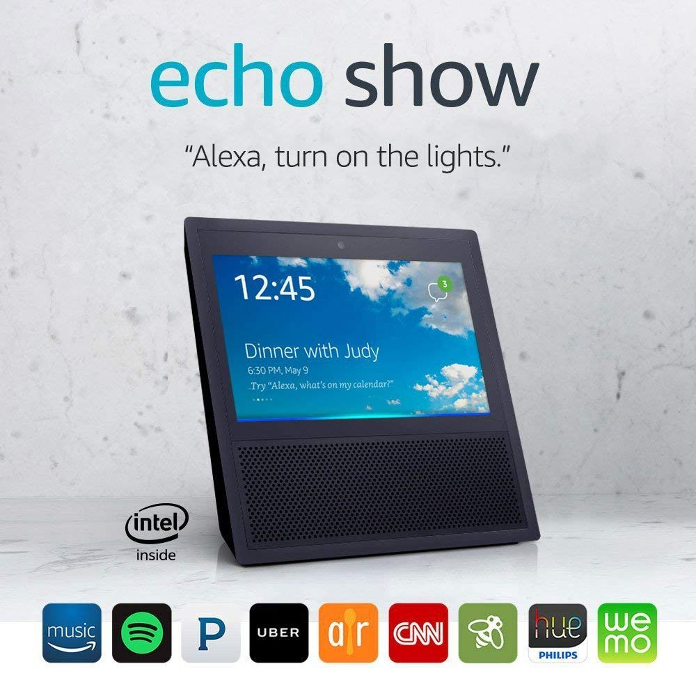 Echo Show Amazon Voice Control