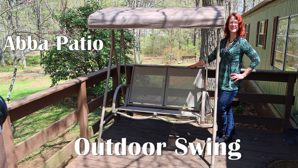 Abba Patio Outdoor Swing