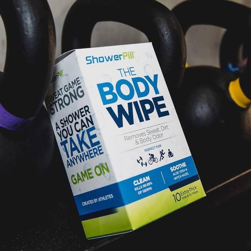ShowerPill, The Body Wipe - Shark Tank Products