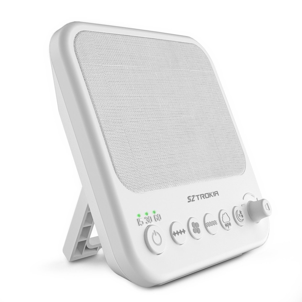 Sztrokia White Noise Machine Review
