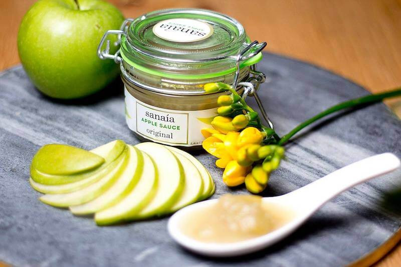 Sanaia Applesauce - Shark Tank Product