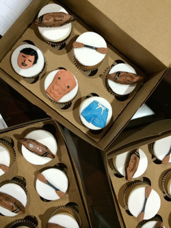 Customized Cupcake