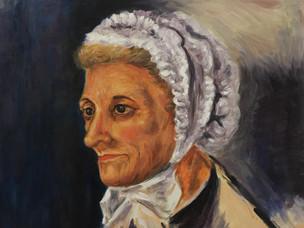 Reproduction of Renoir's [Marguerite Merlet]