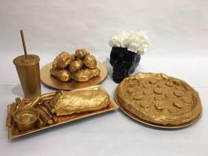 Gold Junk Food