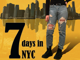 7 Days in NYC