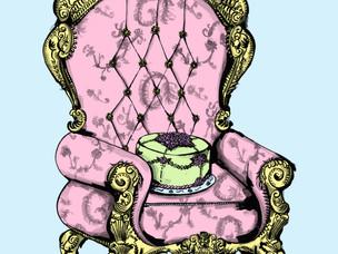 Chair for Marie Antoinette