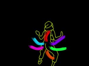 Dancing Maria