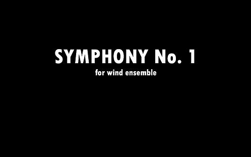 Symphony No. 1 - DIGITAL DOWNLOAD