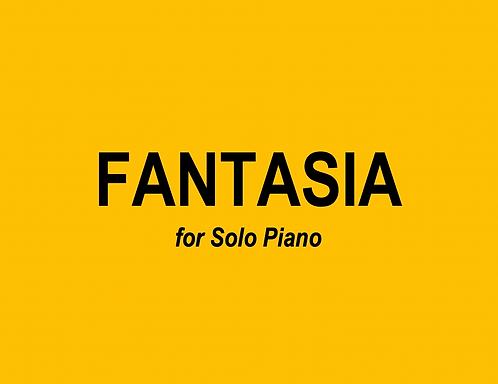 Fantasia for Solo Piano