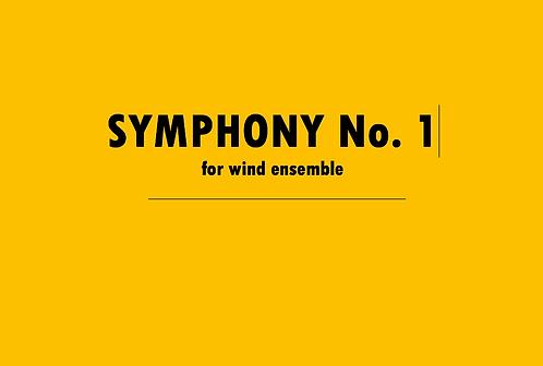 Symphony No. 1 -Physical Copy