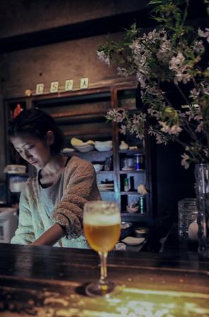 Un bar à Tokyo