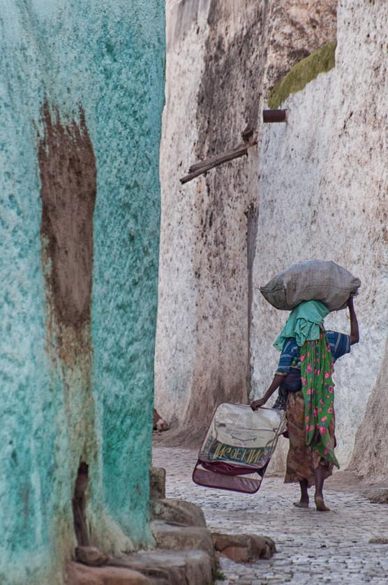 Harar, Ethiopie