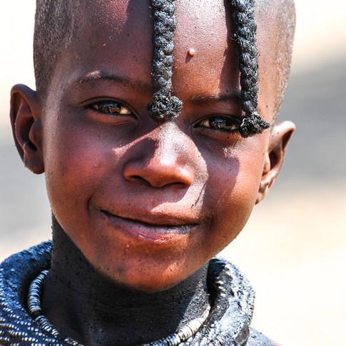 Enfant Himba