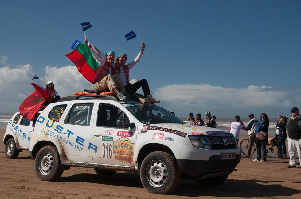 Rallye des Gazelles 2014