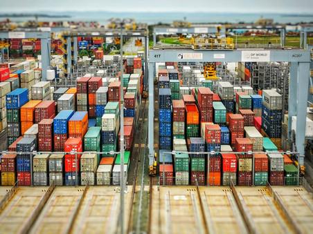 Voyage en cargo CMA-CGM