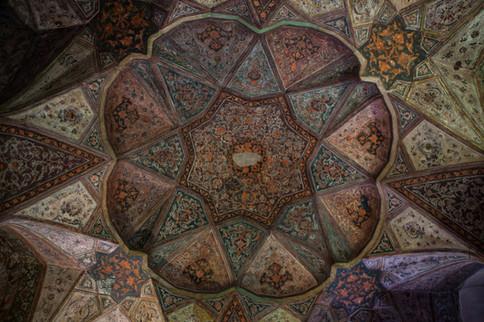Plafond iranien