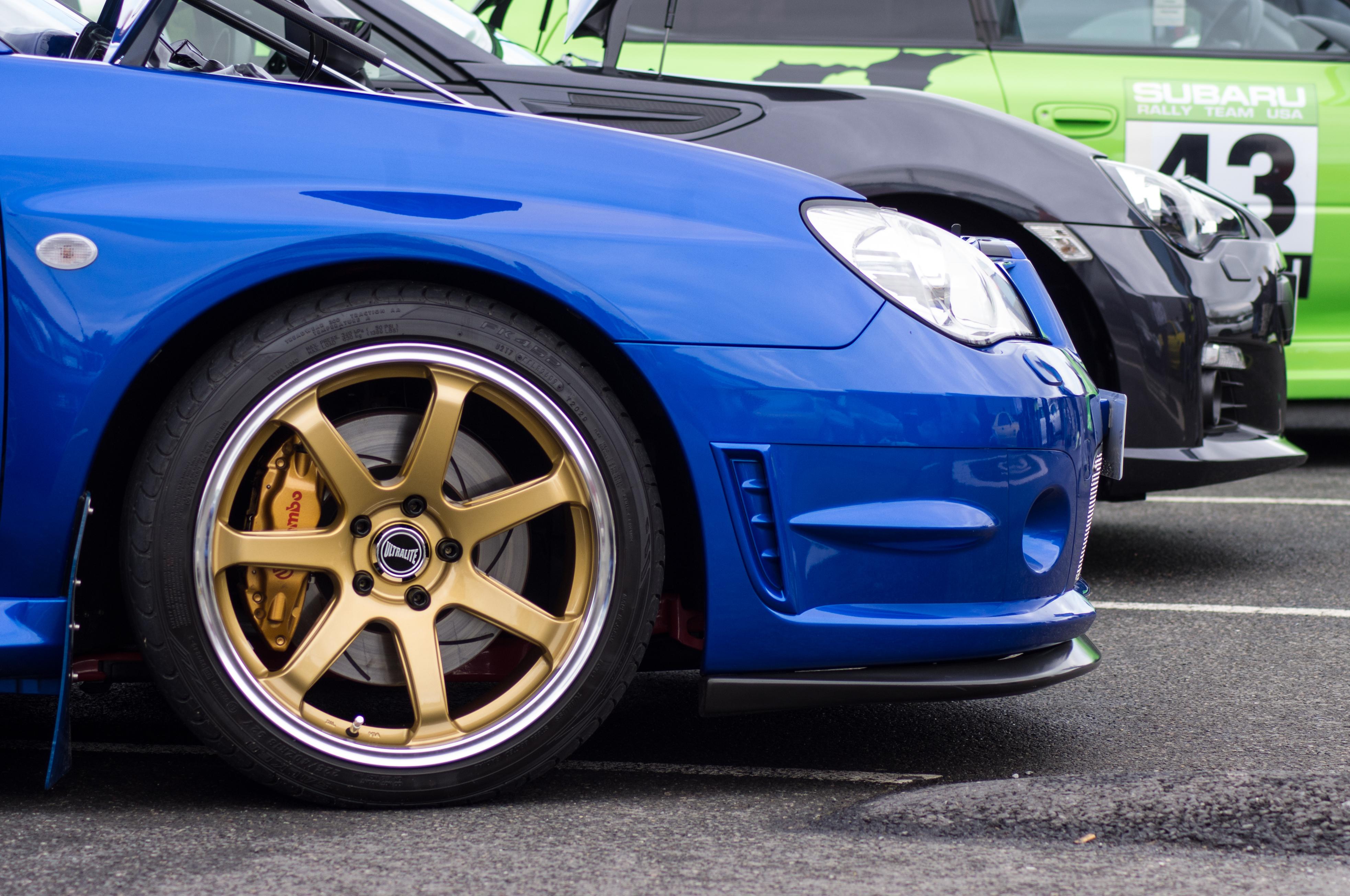 Subaru Fronts