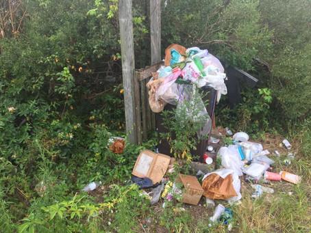Franco & Moran for LEH Township Committee seek volunteers for Seven Bridges Volunteer Cleanup.