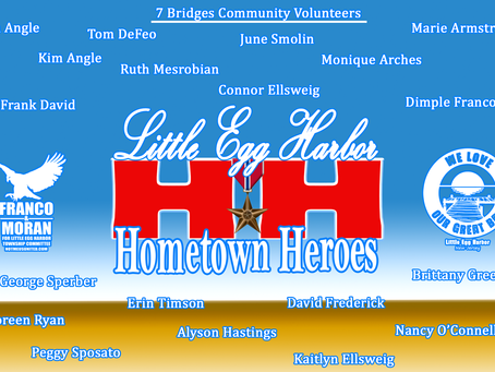 Thank You to our LEH Hometown Heroes