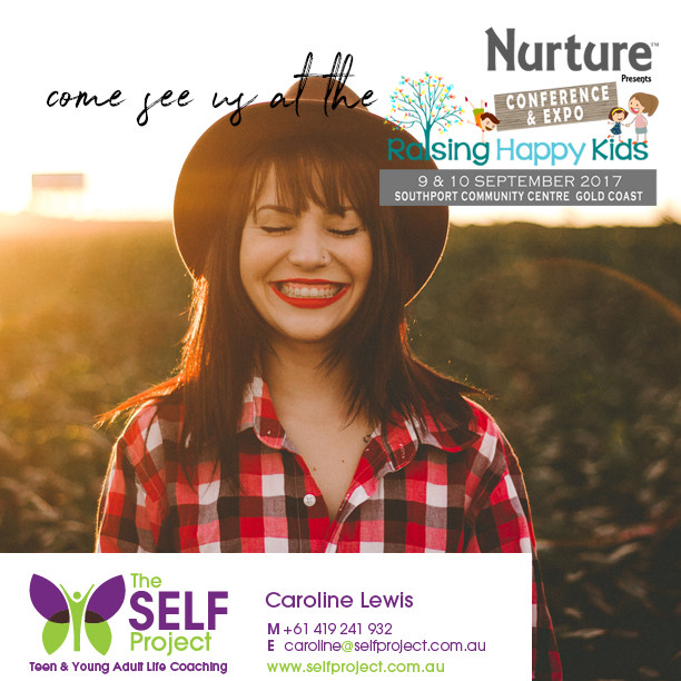 The SELF Project | Raising Happy Kids Conference | Gold Coast 2017