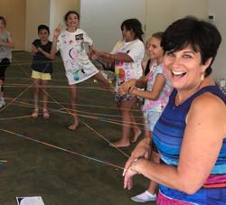 Running a fun friendship workshop