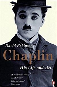 데이비드 로빈슨, 채플린 거장의 생애와 예술
