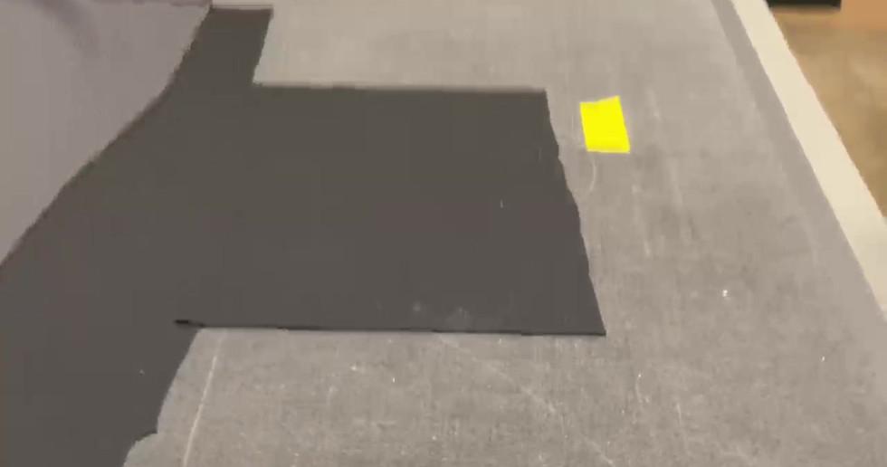Cutting test patterns for wheelwear