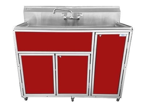 Commercial Sink Rental for Food Businesses