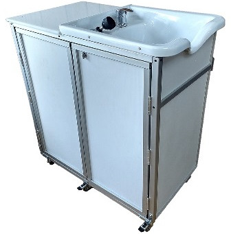 Portable sinks for rent helps to handle large gatherings