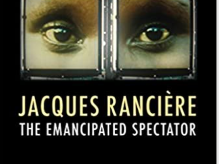 Rancière, J. (2011) The Emancipated Spectator. (s.l.): Verso.