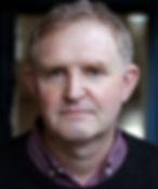 Paul Butterworth actor, London, UK. 2018