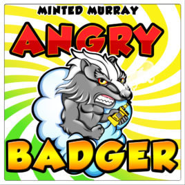 Angry Badger 100ml