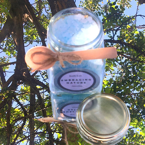 Energy Boost Jasmine Bath Salt