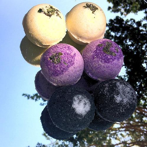 Bath bombs (medium)