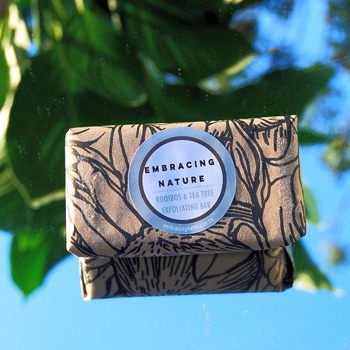 Rooibos, Lemon and Tea tree exfoliating Facial Bar