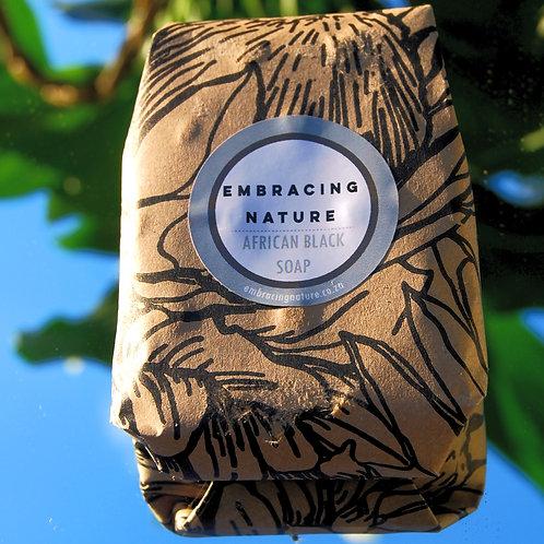 African Black Soap + Rooibos Massage bar