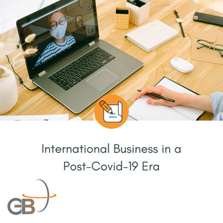International Business in a Post-Covid-19 Era