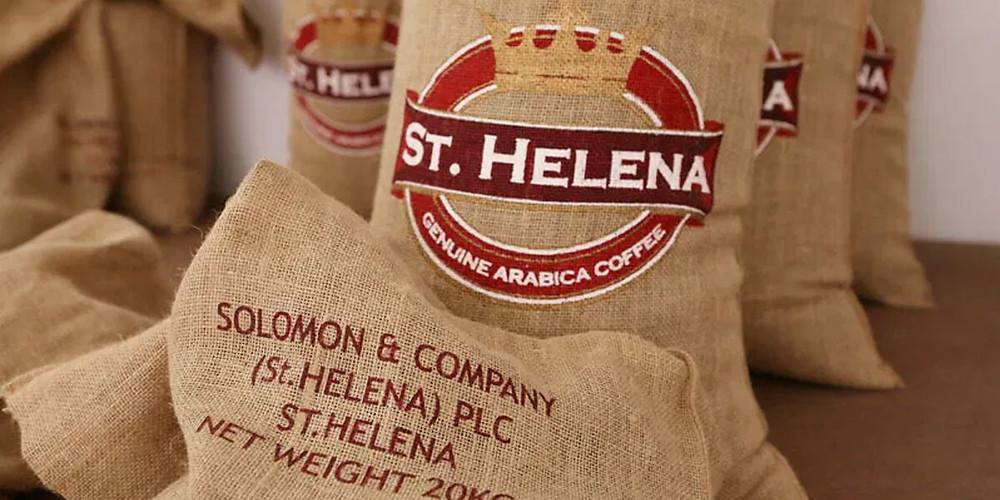 Hạt cafe Saint Helena nổi tiếng