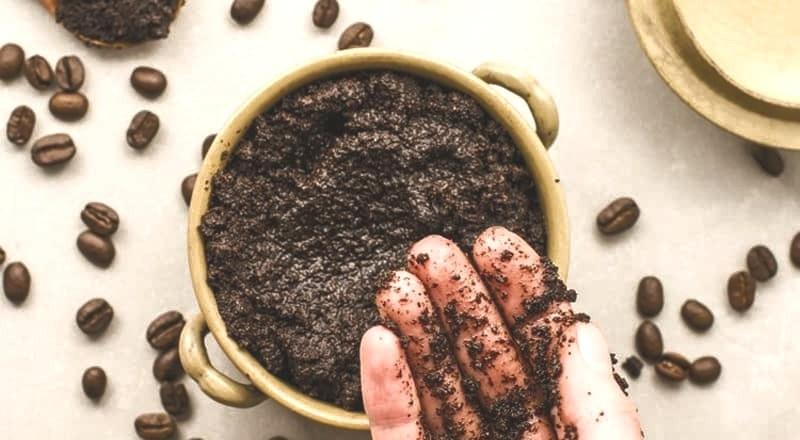 bã cafe sau khi sử dụng