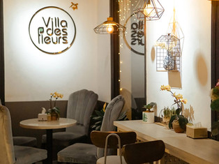 Villa Des Fleurs - Tea & CupCake