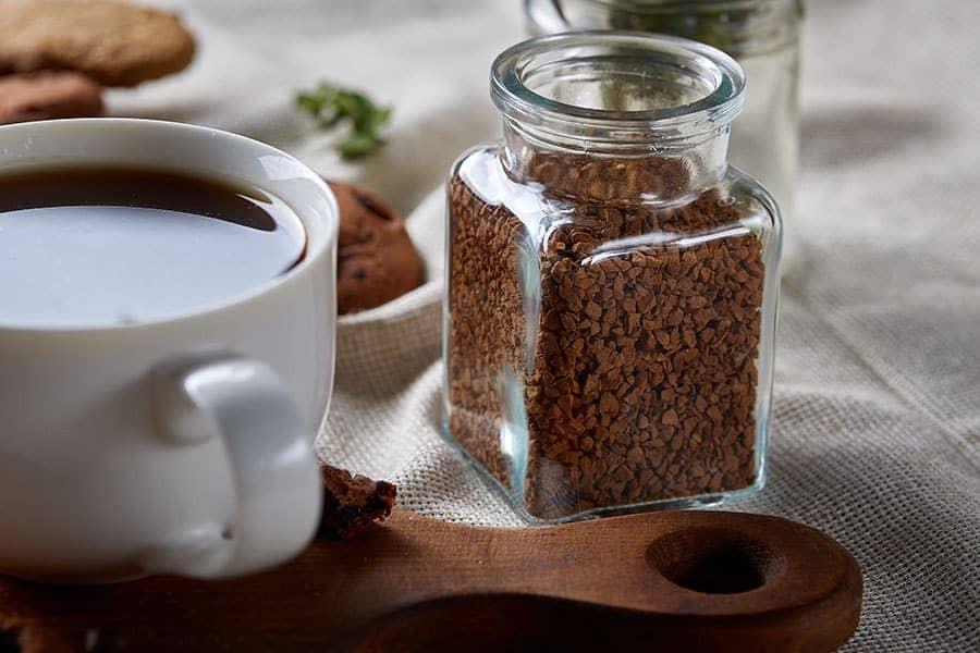 hộp đựng cà phê hòa tan